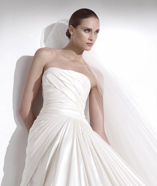 Свадебные платья Elie By Elie Saab 2015 фото №26