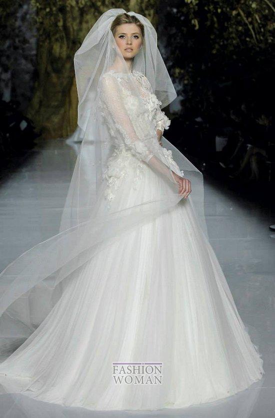 Свадебные платья Elie Saab 2014 фото №2
