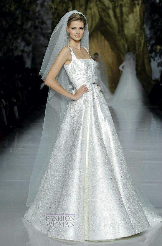 Свадебные платья Elie Saab 2014 фото №4