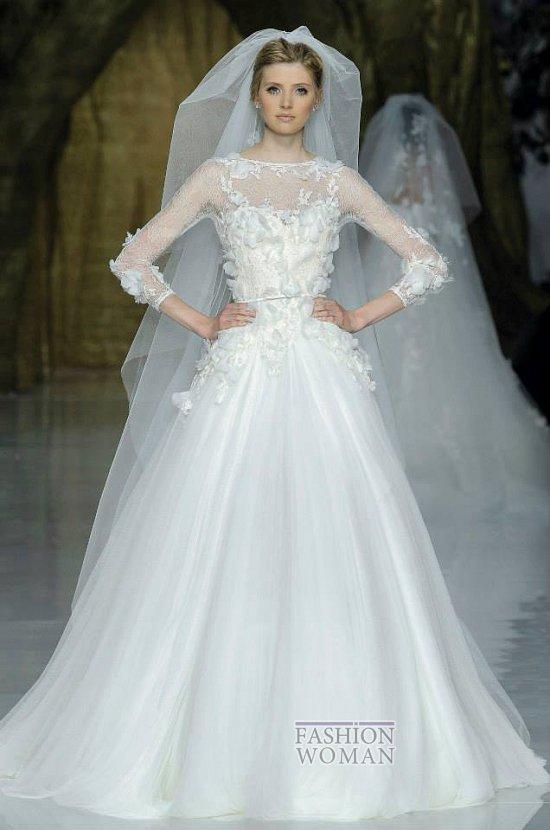 Свадебные платья Elie Saab 2014 фото №5