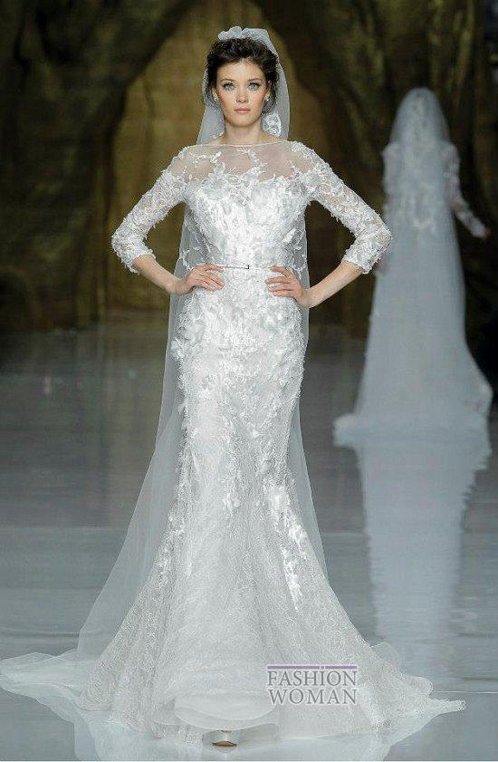 Свадебные платья Elie Saab 2014 фото №6