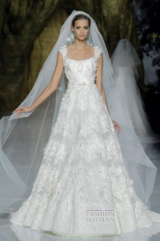 Свадебные платья Elie Saab 2014 фото №8