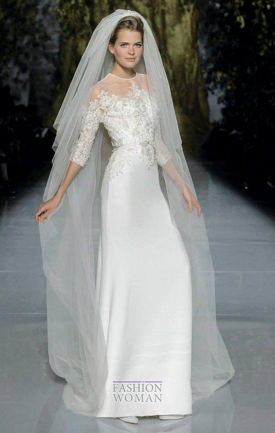 Свадебные платья Elie Saab 2014 фото №9