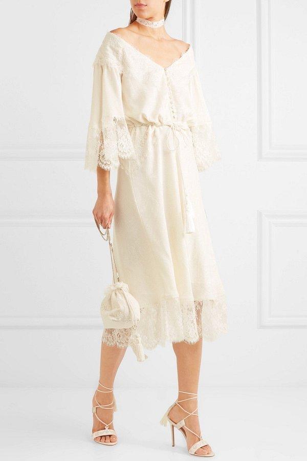 Свадебные платья Etro 2018 фото №3