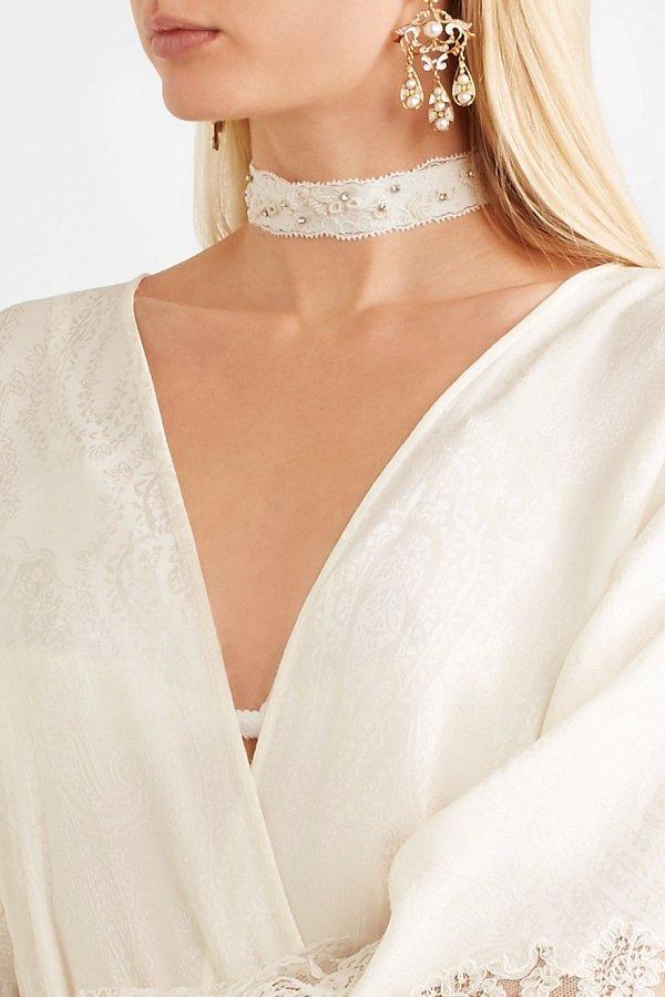 Свадебные платья Etro 2018 фото №6