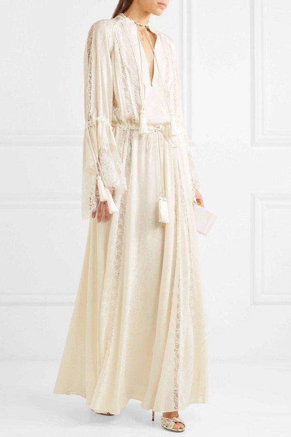 Свадебные платья Etro 2018 фото №2