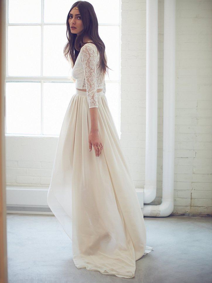 Свадебные платья Free People 2016 фото №6