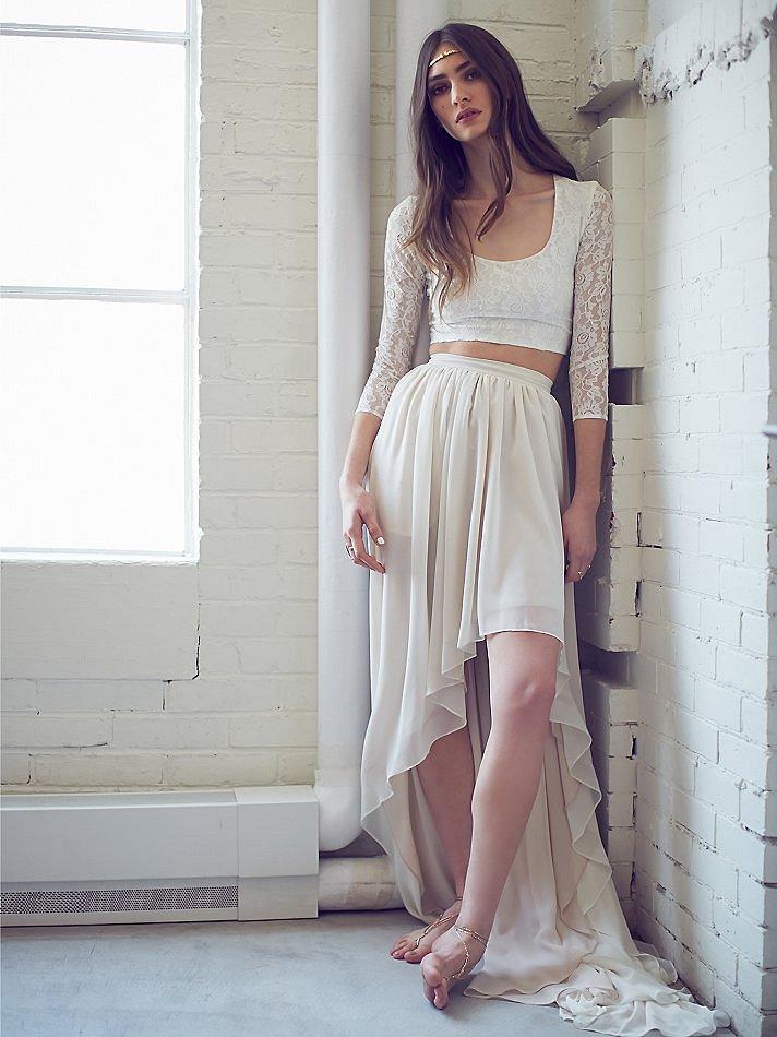 Свадебные платья Free People 2016 фото №7