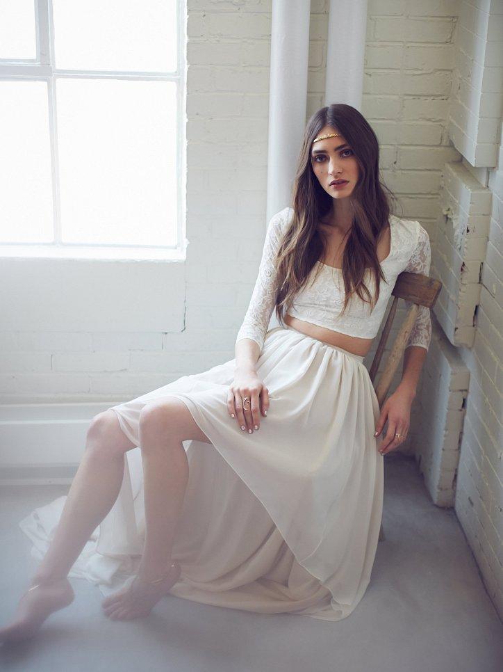 Свадебные платья Free People 2016 фото №10