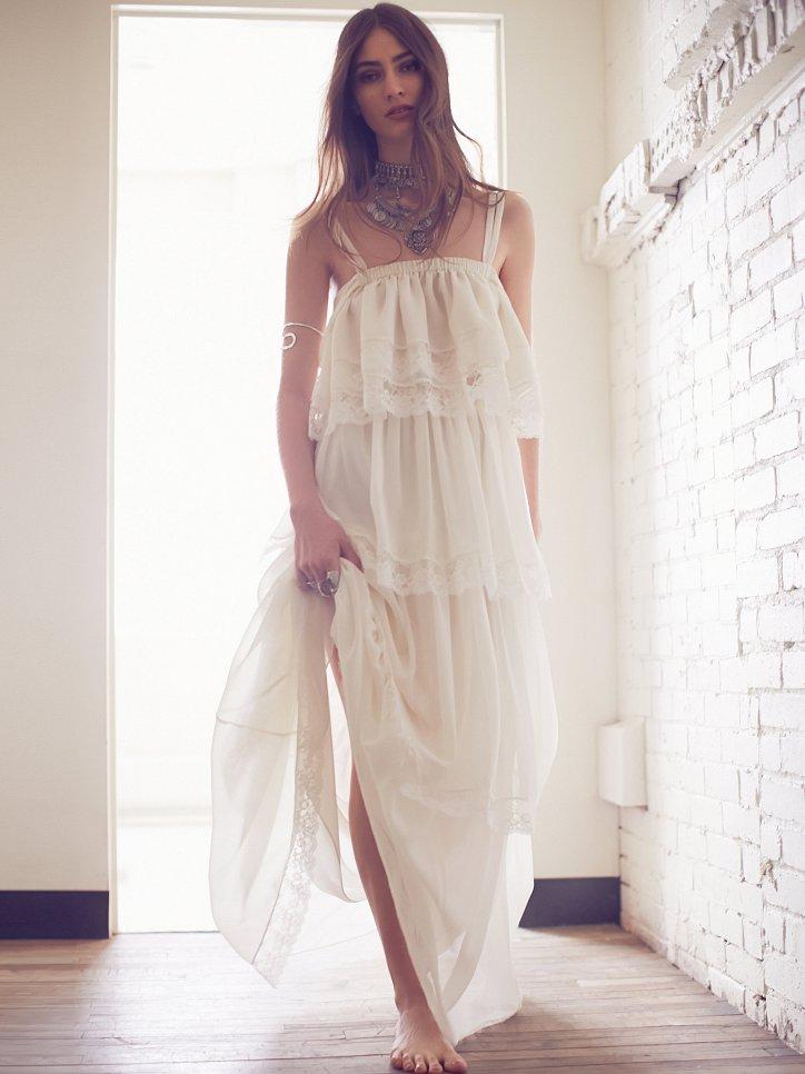 Свадебные платья Free People 2016 фото №11