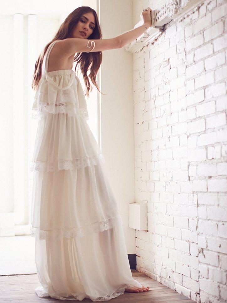Свадебные платья Free People 2016 фото №12
