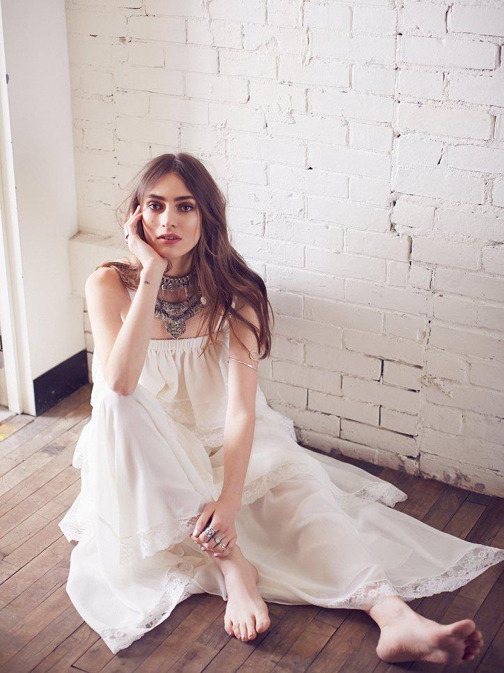Свадебные платья Free People 2016 фото №15