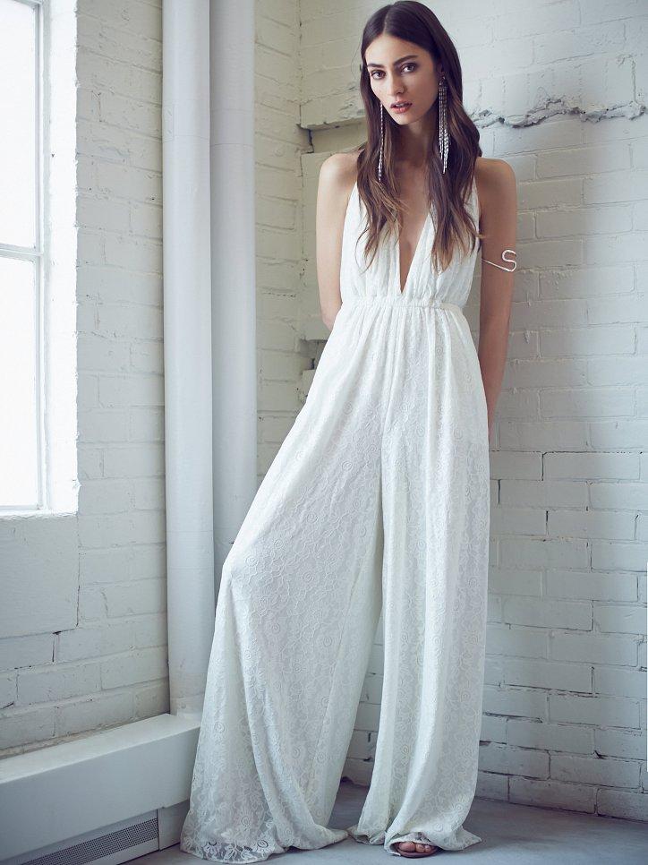 Свадебные платья Free People 2016 фото №16