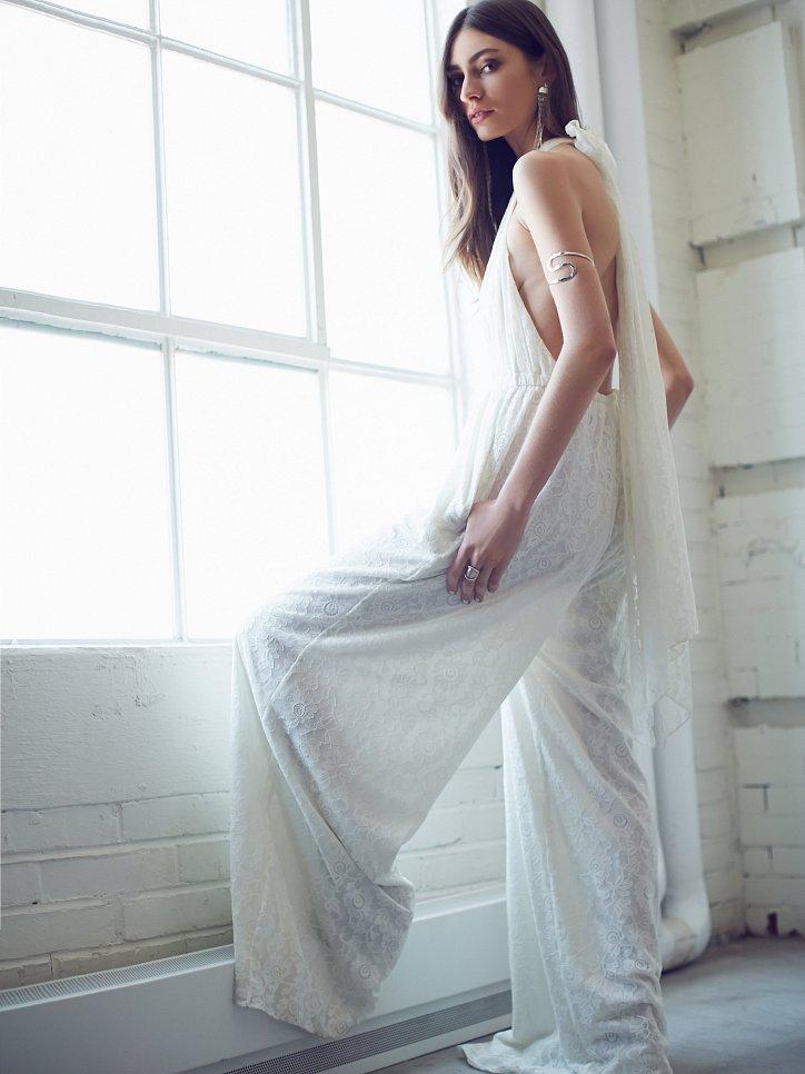 Свадебные платья Free People 2016 фото №17