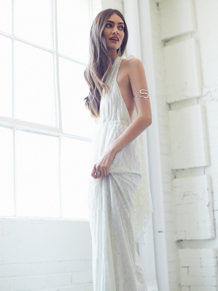 Свадебные платья Free People 2016 фото №18