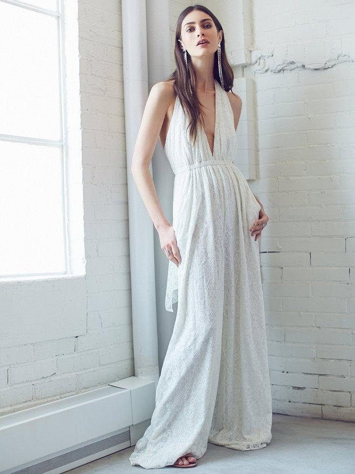 Свадебные платья Free People 2016 фото №21