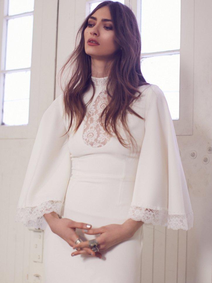 Свадебные платья Free People 2016 фото №30