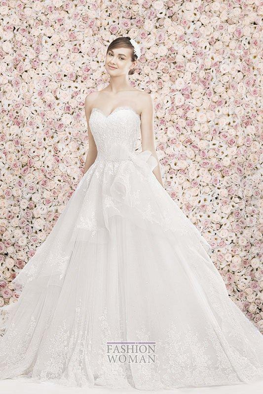 Свадебные платья Georges Hobeika 2014 фото №1