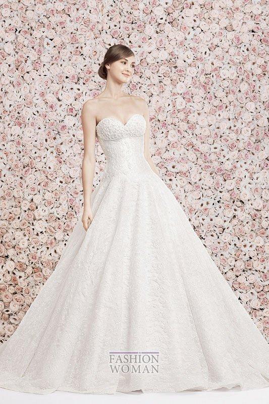 Свадебные платья Georges Hobeika 2014 фото №2