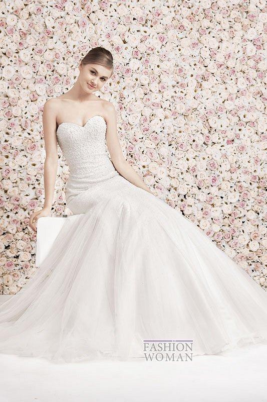 Свадебные платья Georges Hobeika 2014 фото №11