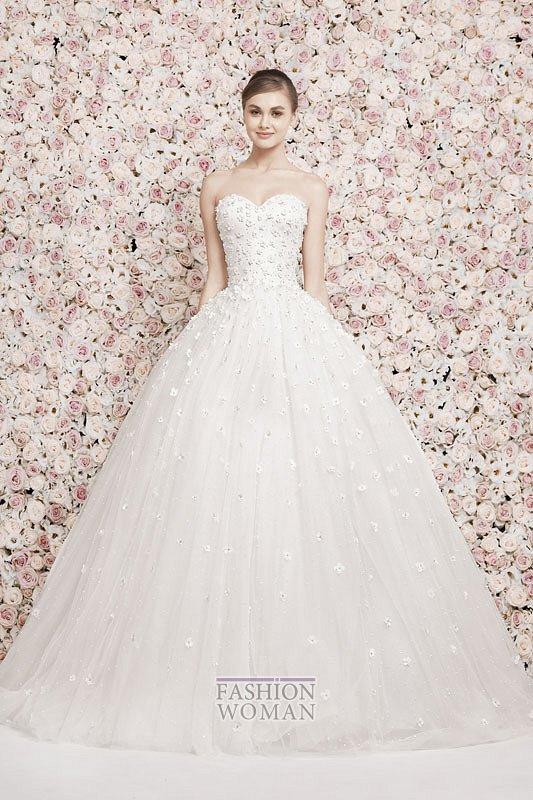 Свадебные платья Georges Hobeika 2014 фото №15