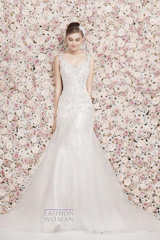 Свадебные платья Georges Hobeika 2014 фото №16