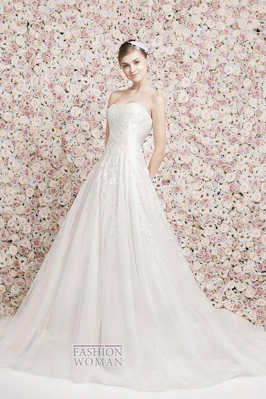 Свадебные платья Georges Hobeika 2014 фото №18