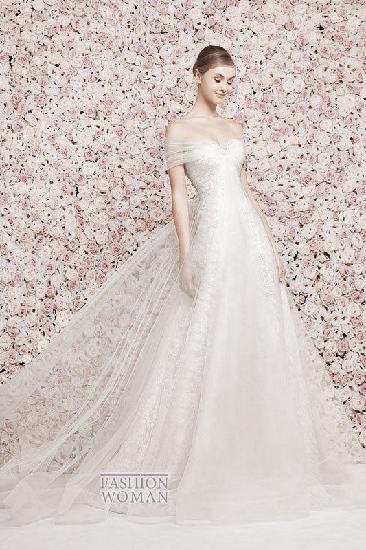 Свадебные платья Georges Hobeika 2014 фото №3