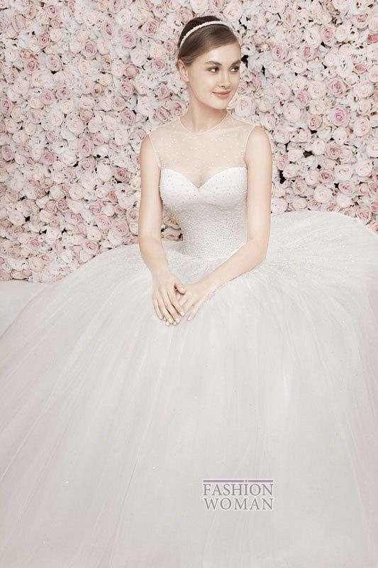 Свадебные платья Georges Hobeika 2014 фото №22
