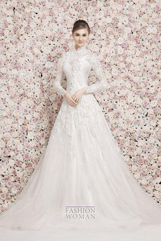 Свадебные платья Georges Hobeika 2014 фото №23