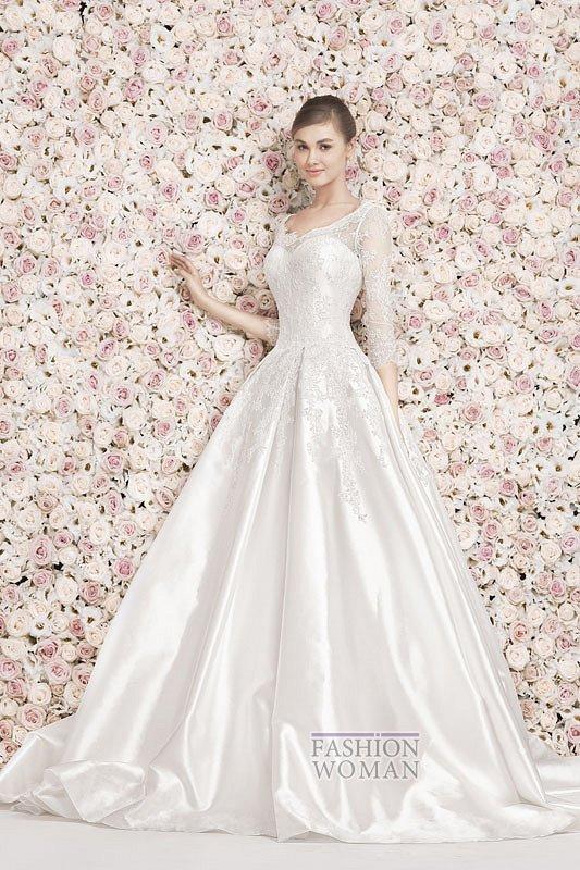 Свадебные платья Georges Hobeika 2014 фото №24