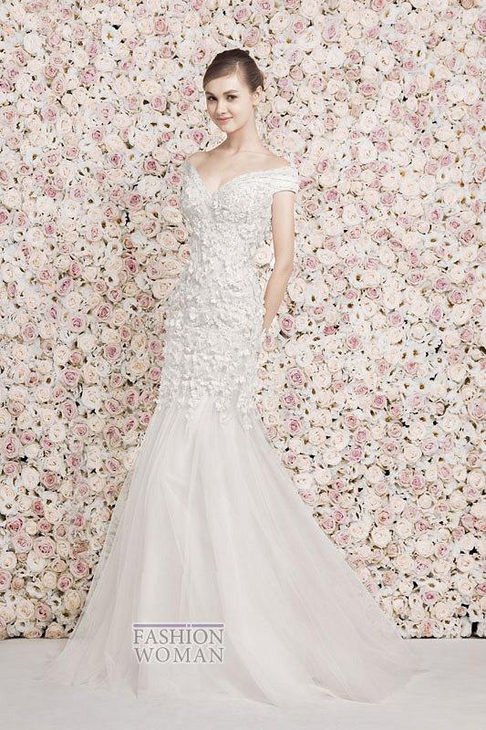 Свадебные платья Georges Hobeika 2014 фото №25