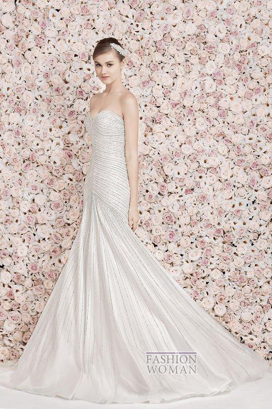Свадебные платья Georges Hobeika 2014 фото №28