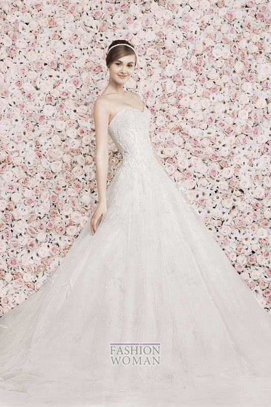 Свадебные платья Georges Hobeika 2014 фото №29
