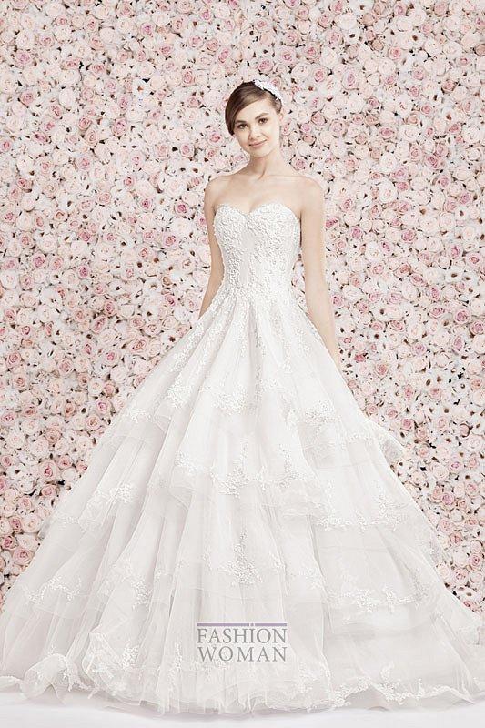 Свадебные платья Georges Hobeika 2014 фото №4