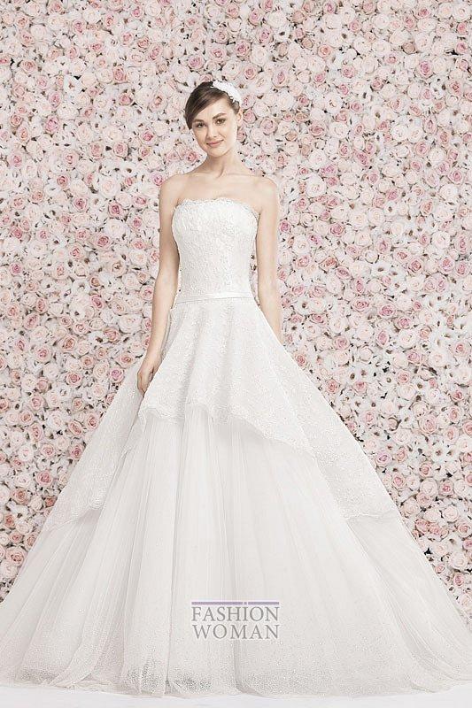 Свадебные платья Georges Hobeika 2014 фото №5
