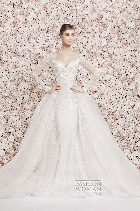 Свадебные платья Georges Hobeika 2014 фото №6