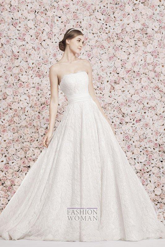 Свадебные платья Georges Hobeika 2014 фото №8