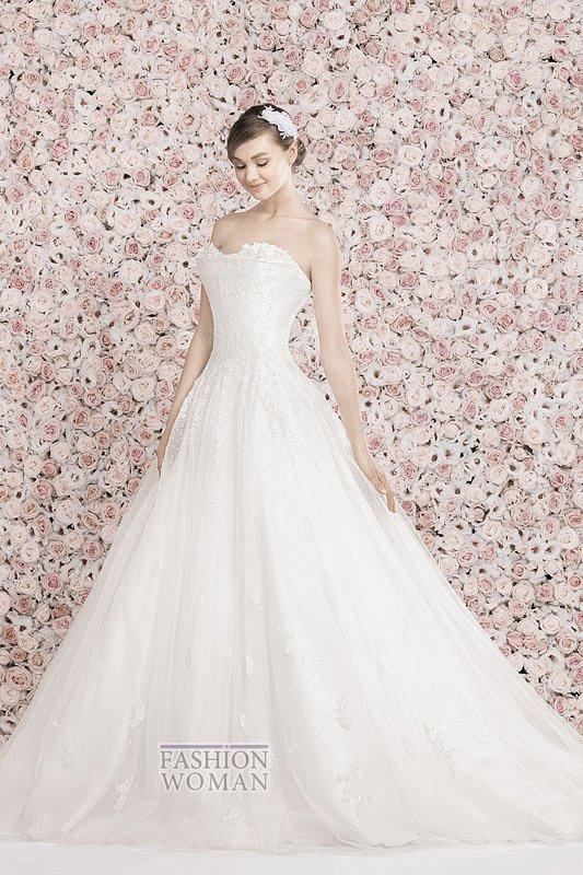 Свадебные платья Georges Hobeika 2014 фото №9