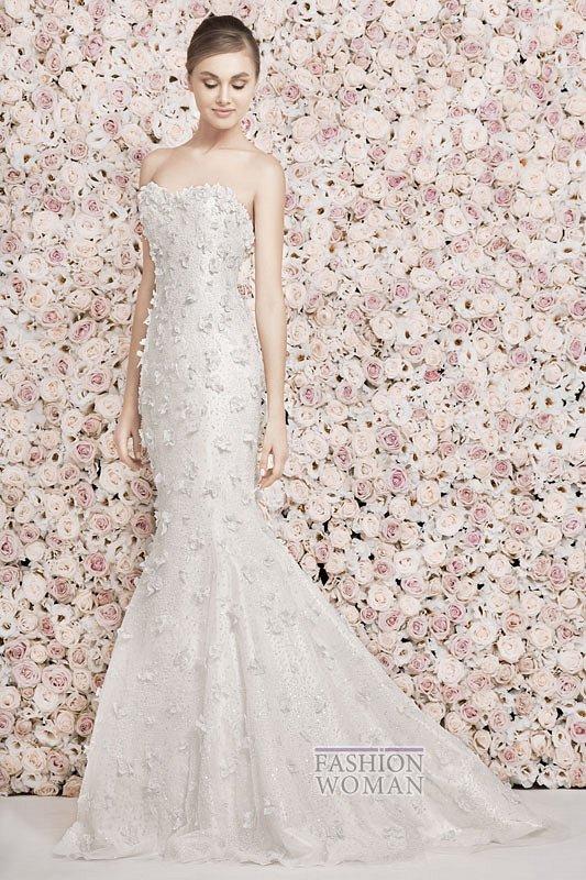 Свадебные платья Georges Hobeika 2014 фото №10