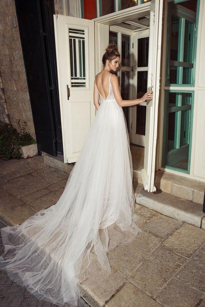 Свадебные платья Julie Vino 2017 фото №12