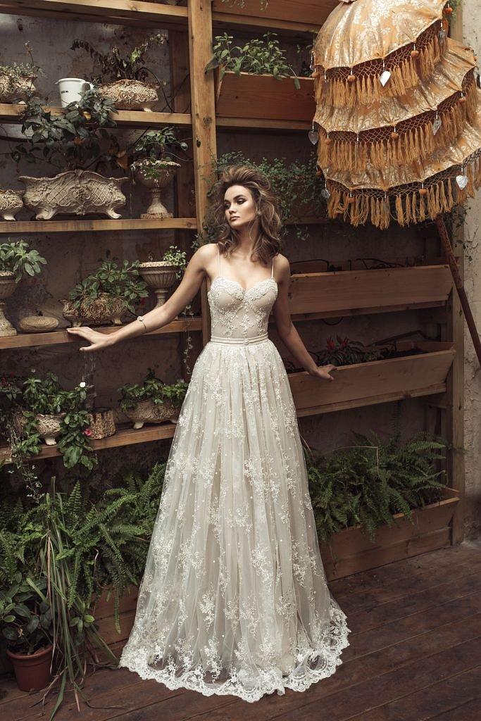 Свадебные платья Julie Vino 2017 фото №3