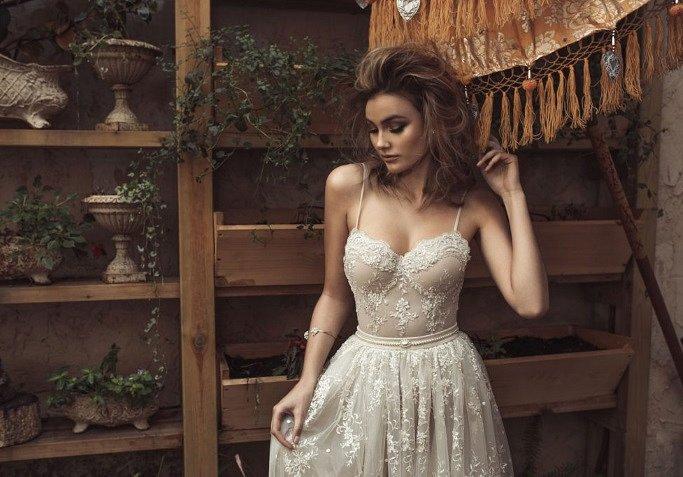 Свадебные платья Julie Vino 2017 фото №4