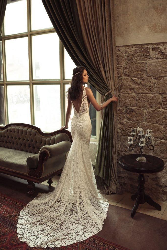 Свадебные платья Julie Vino 2017 фото №8