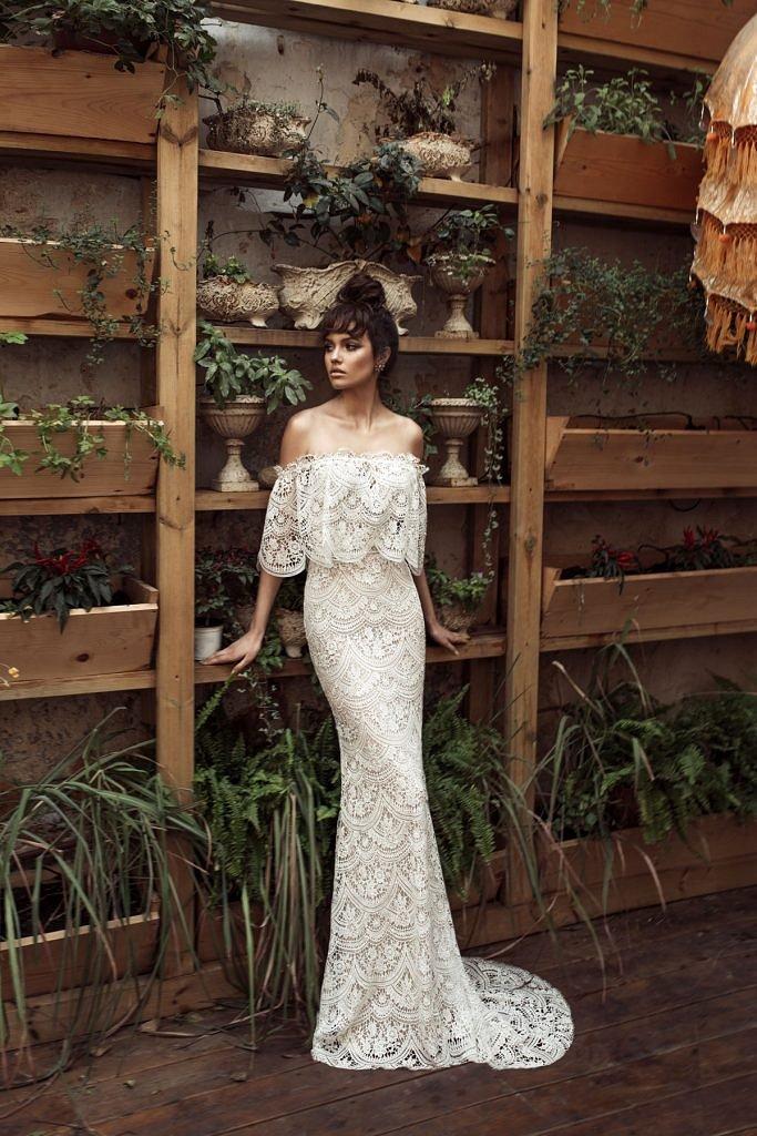 Свадебные платья Julie Vino 2017 фото №2