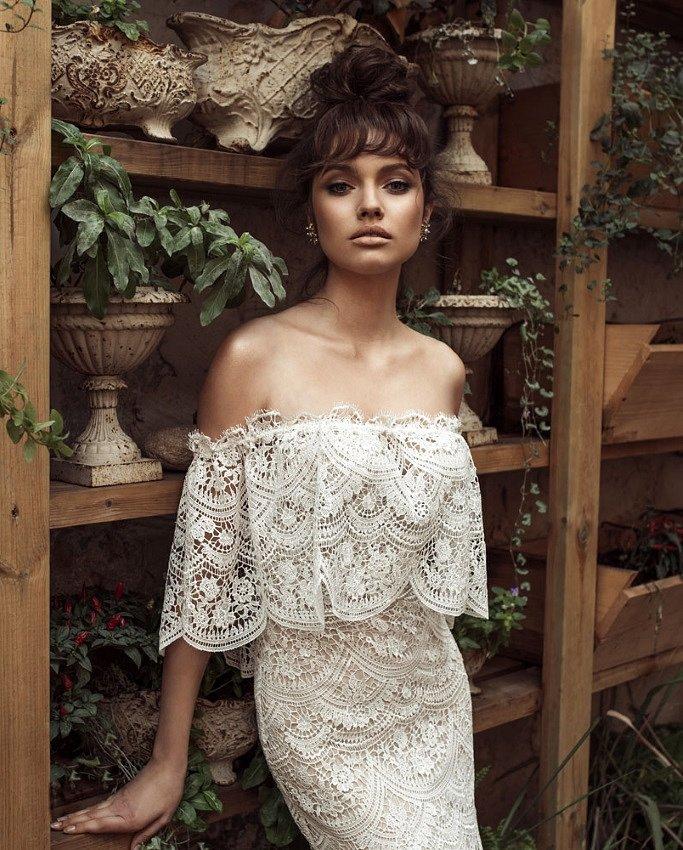 Свадебные платья Julie Vino