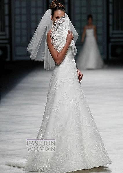 Свадебные платья La Sposa 2013. Видео фото №4