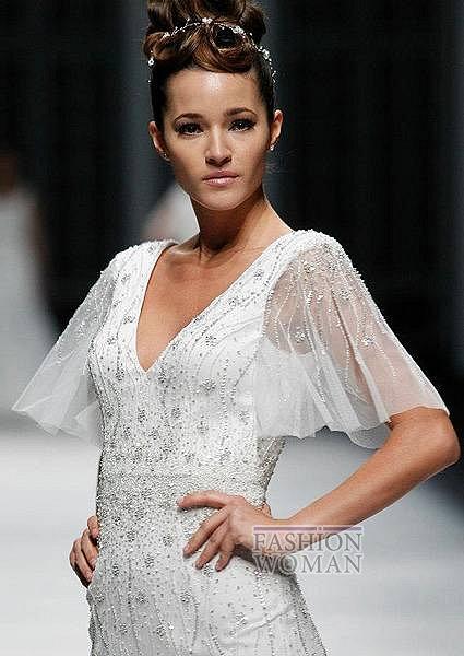 Свадебные платья La Sposa 2013. Видео фото №9