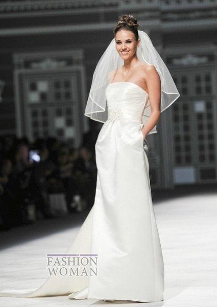 Свадебные платья La Sposa 2013. Видео фото №10