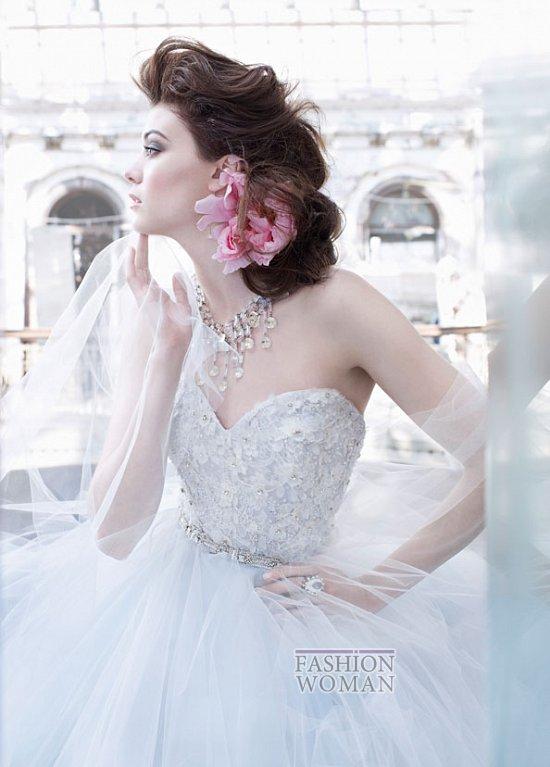 Свадебные платья Lazaro осень-зима 2012-2013 фото №2